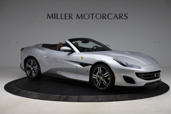 Used 2020 Ferrari Portofino for sale Sold at Pagani of Greenwich in Greenwich CT 06830 10
