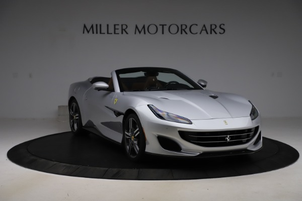 Used 2020 Ferrari Portofino for sale Sold at Pagani of Greenwich in Greenwich CT 06830 11