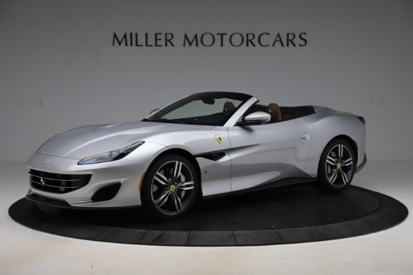 Used 2020 Ferrari Portofino for sale Sold at Pagani of Greenwich in Greenwich CT 06830 2
