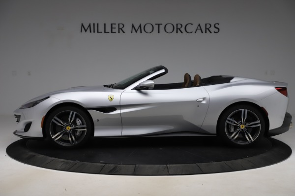 Used 2020 Ferrari Portofino for sale Sold at Pagani of Greenwich in Greenwich CT 06830 3