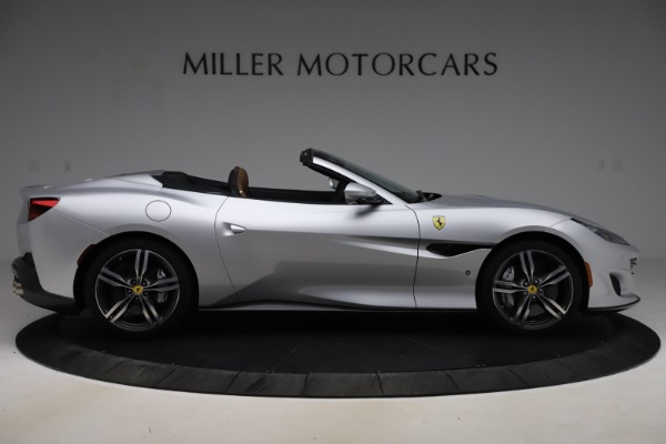 Used 2020 Ferrari Portofino for sale Sold at Pagani of Greenwich in Greenwich CT 06830 9