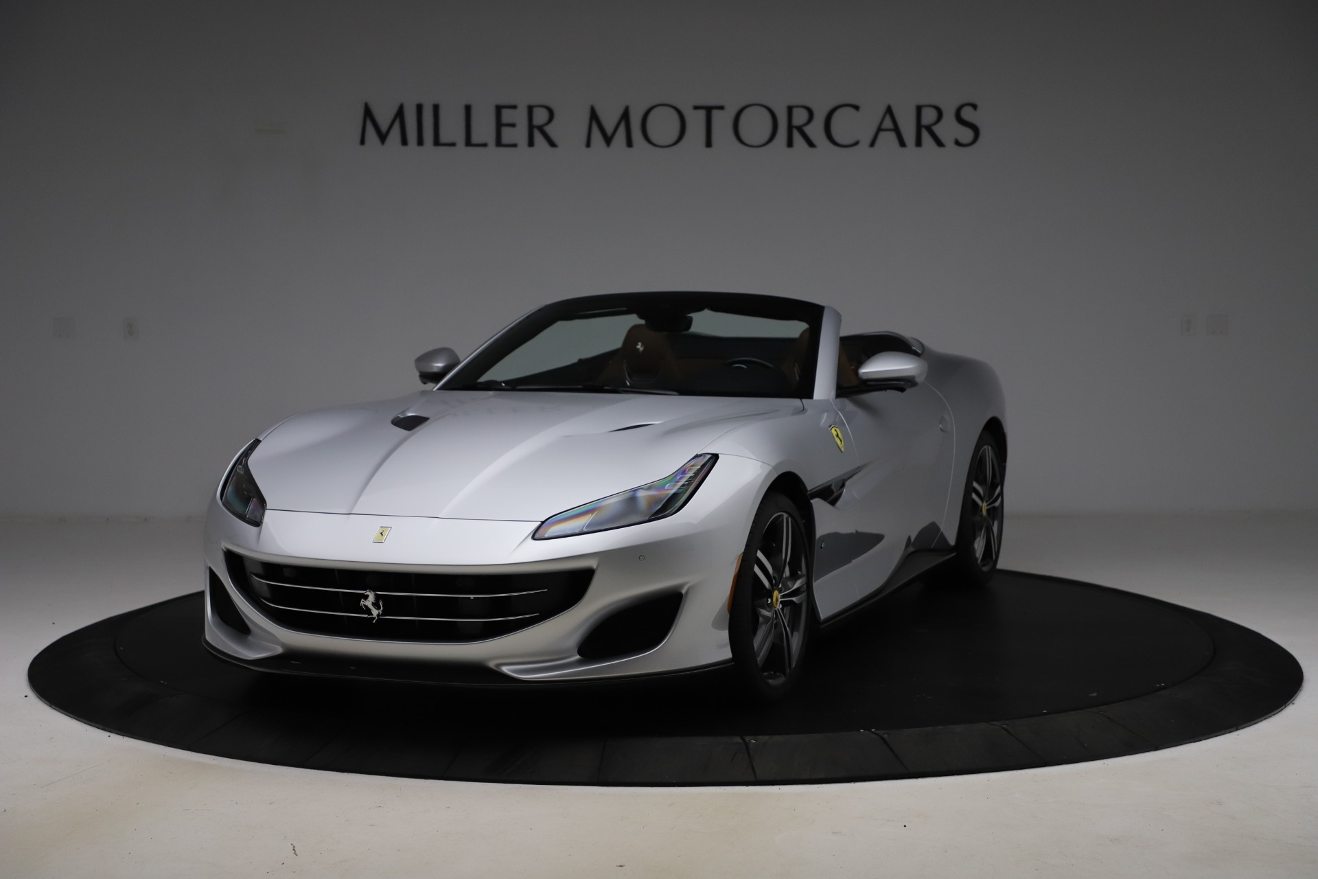 Used 2020 Ferrari Portofino for sale Sold at Pagani of Greenwich in Greenwich CT 06830 1
