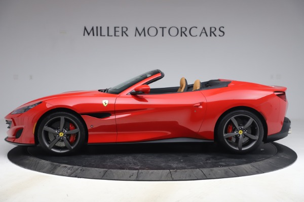 Used 2019 Ferrari Portofino for sale $209,900 at Pagani of Greenwich in Greenwich CT 06830 3