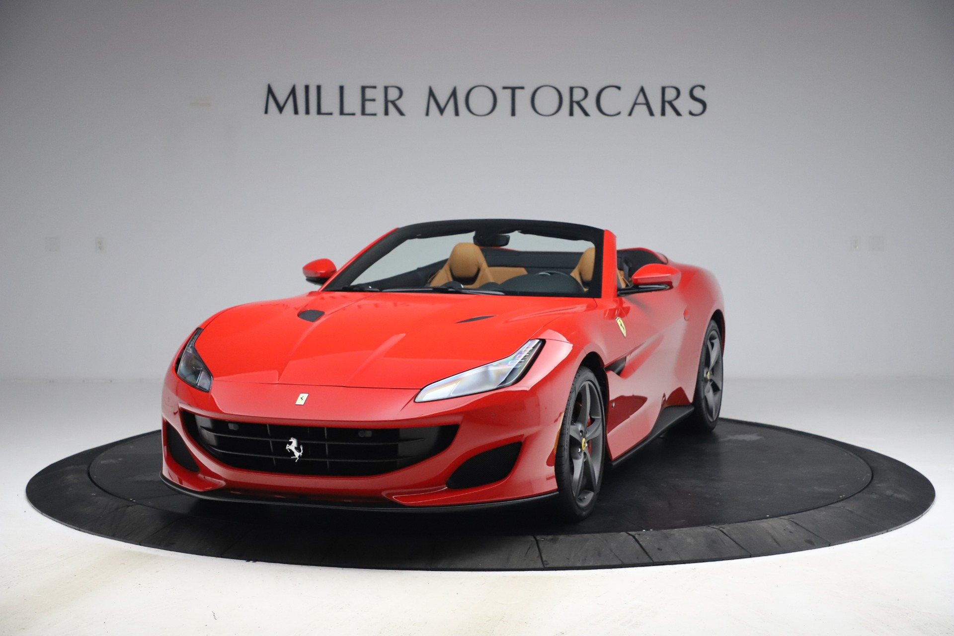 Used 2019 Ferrari Portofino for sale $209,900 at Pagani of Greenwich in Greenwich CT 06830 1