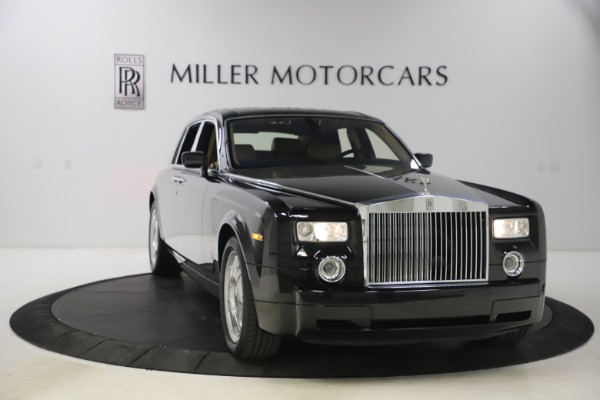 Used 2006 Rolls-Royce Phantom for sale $109,900 at Pagani of Greenwich in Greenwich CT 06830 3