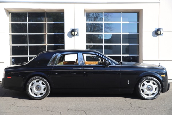 Used 2006 Rolls-Royce Phantom for sale $109,900 at Pagani of Greenwich in Greenwich CT 06830 5