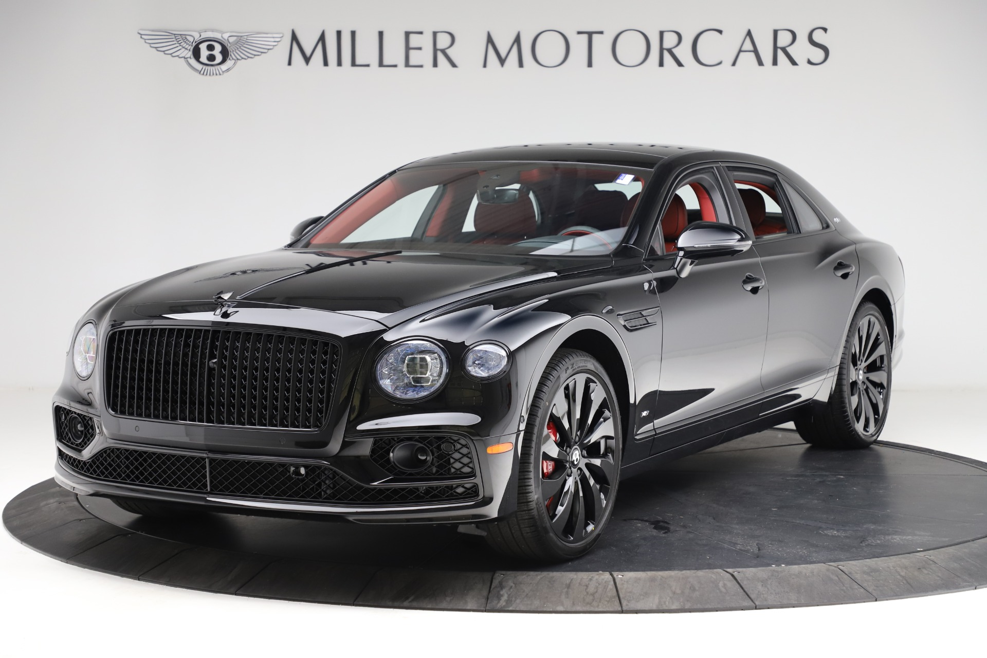 New 2021 Bentley Flying Spur V8 First Edition for sale Call for price at Pagani of Greenwich in Greenwich CT 06830 1