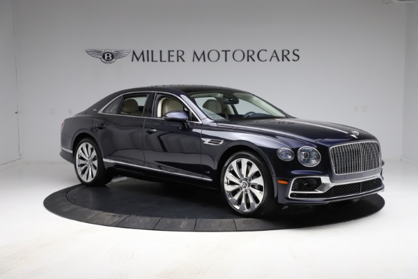New 2021 Bentley Flying Spur V8 First Edition for sale Call for price at Pagani of Greenwich in Greenwich CT 06830 10