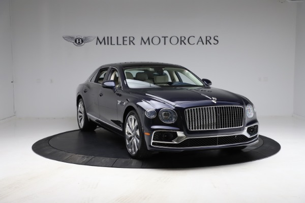 New 2021 Bentley Flying Spur V8 First Edition for sale Call for price at Pagani of Greenwich in Greenwich CT 06830 11