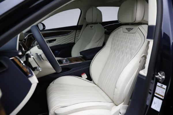 New 2021 Bentley Flying Spur V8 First Edition for sale Call for price at Pagani of Greenwich in Greenwich CT 06830 19