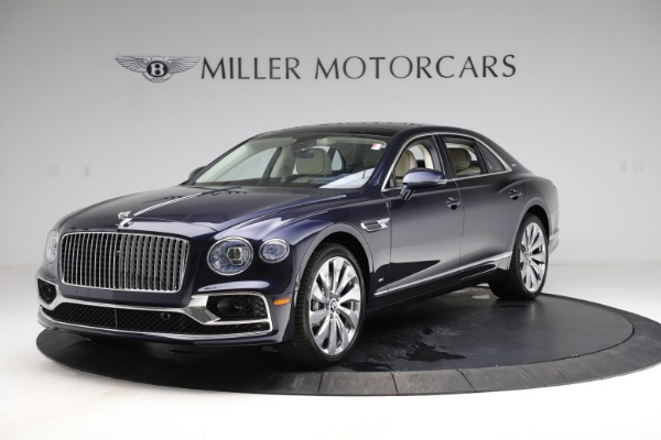 New 2021 Bentley Flying Spur V8 First Edition for sale Call for price at Pagani of Greenwich in Greenwich CT 06830 2