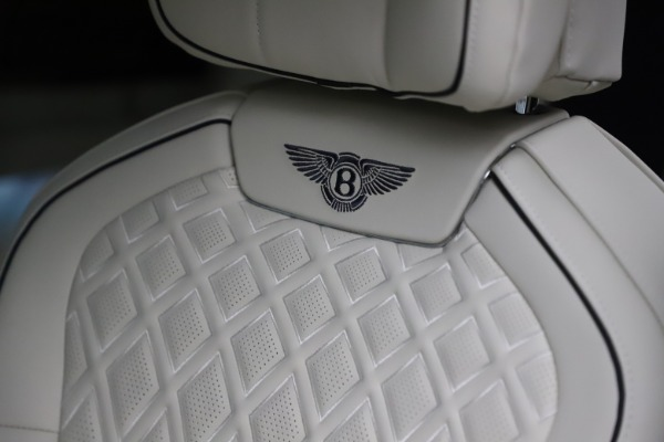 New 2021 Bentley Flying Spur V8 First Edition for sale Call for price at Pagani of Greenwich in Greenwich CT 06830 20
