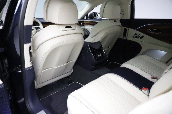 New 2021 Bentley Flying Spur V8 First Edition for sale Call for price at Pagani of Greenwich in Greenwich CT 06830 21