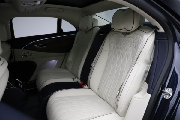 New 2021 Bentley Flying Spur V8 First Edition for sale Call for price at Pagani of Greenwich in Greenwich CT 06830 23
