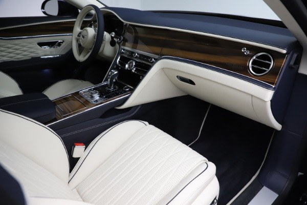 New 2021 Bentley Flying Spur V8 First Edition for sale Call for price at Pagani of Greenwich in Greenwich CT 06830 25