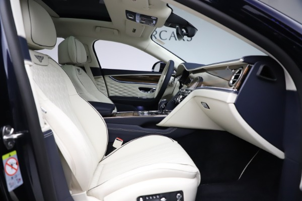 New 2021 Bentley Flying Spur V8 First Edition for sale Call for price at Pagani of Greenwich in Greenwich CT 06830 26