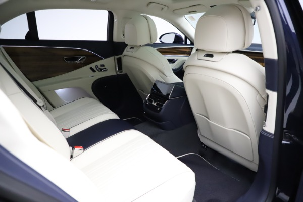 New 2021 Bentley Flying Spur V8 First Edition for sale Call for price at Pagani of Greenwich in Greenwich CT 06830 28