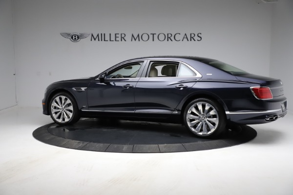 New 2021 Bentley Flying Spur V8 First Edition for sale Call for price at Pagani of Greenwich in Greenwich CT 06830 4
