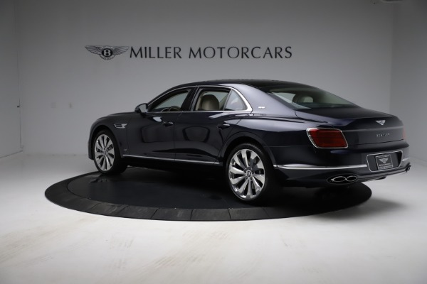 New 2021 Bentley Flying Spur V8 First Edition for sale Call for price at Pagani of Greenwich in Greenwich CT 06830 5