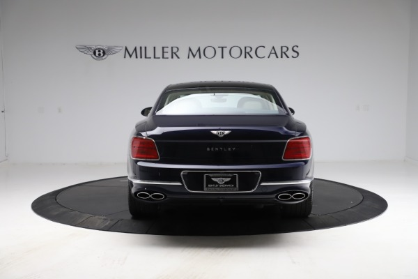 New 2021 Bentley Flying Spur V8 First Edition for sale Call for price at Pagani of Greenwich in Greenwich CT 06830 6