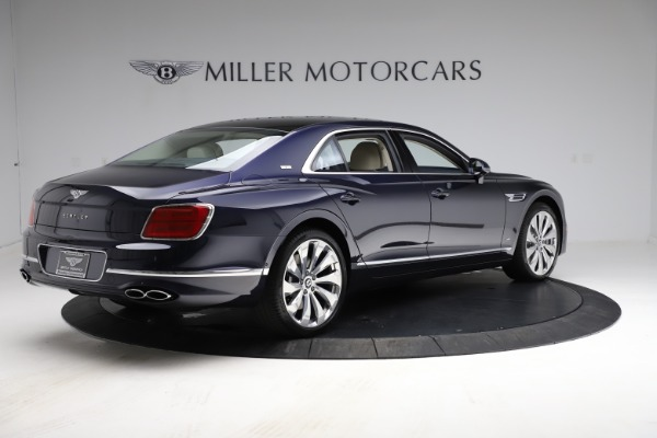 New 2021 Bentley Flying Spur V8 First Edition for sale Call for price at Pagani of Greenwich in Greenwich CT 06830 8