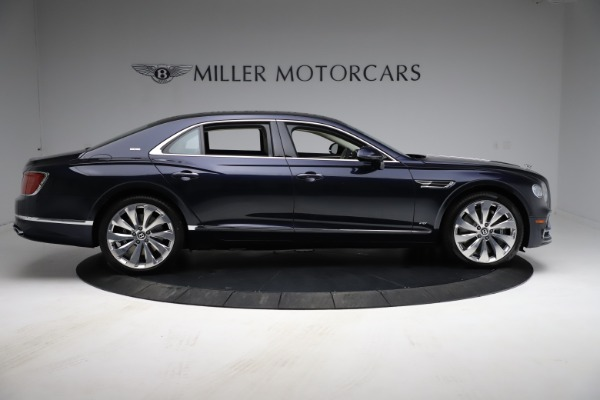 New 2021 Bentley Flying Spur V8 First Edition for sale Call for price at Pagani of Greenwich in Greenwich CT 06830 9