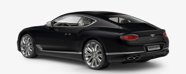 New 2021 Bentley Continental GT V8 Mulliner for sale $291,290 at Pagani of Greenwich in Greenwich CT 06830 3