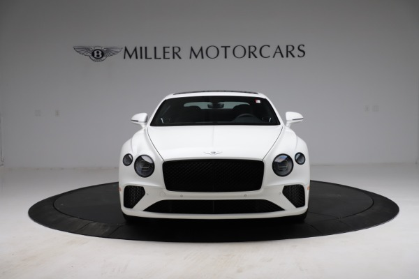 New 2021 Bentley Continental GT V8 for sale Call for price at Pagani of Greenwich in Greenwich CT 06830 12