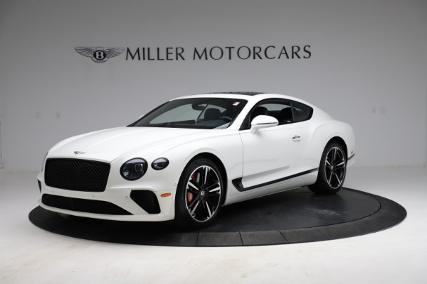 New 2021 Bentley Continental GT V8 for sale Call for price at Pagani of Greenwich in Greenwich CT 06830 2
