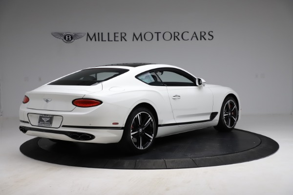 New 2021 Bentley Continental GT V8 for sale Call for price at Pagani of Greenwich in Greenwich CT 06830 8