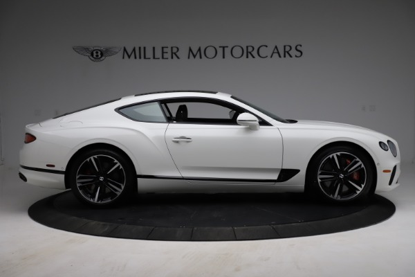 New 2021 Bentley Continental GT V8 for sale Call for price at Pagani of Greenwich in Greenwich CT 06830 9