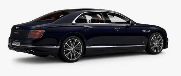 New 2021 Bentley Flying Spur V8 for sale $228,655 at Pagani of Greenwich in Greenwich CT 06830 3