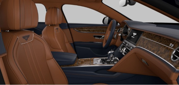 New 2021 Bentley Flying Spur V8 for sale $228,655 at Pagani of Greenwich in Greenwich CT 06830 7