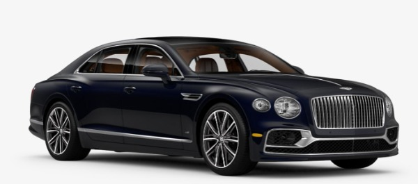 New 2021 Bentley Flying Spur V8 for sale $228,655 at Pagani of Greenwich in Greenwich CT 06830 1