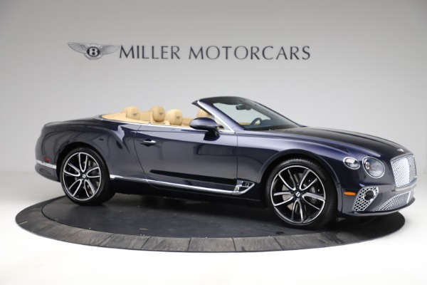 New 2021 Bentley Continental GT W12 for sale Call for price at Pagani of Greenwich in Greenwich CT 06830 10