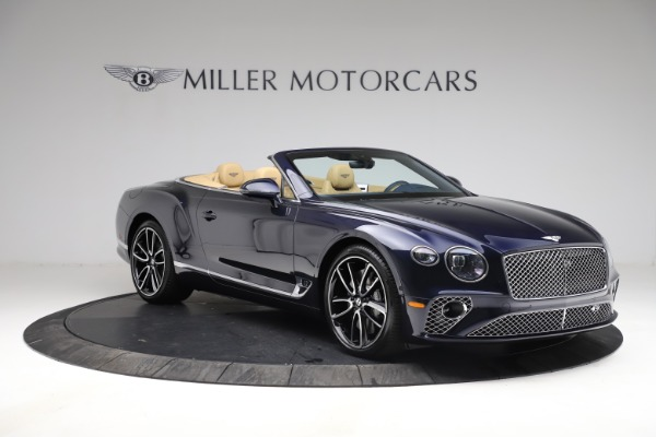 New 2021 Bentley Continental GT W12 for sale Call for price at Pagani of Greenwich in Greenwich CT 06830 11