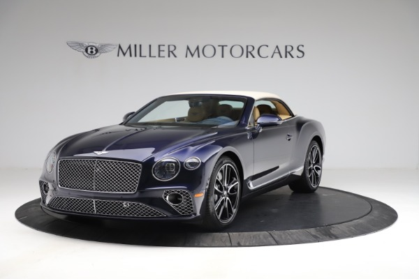 New 2021 Bentley Continental GT W12 for sale Call for price at Pagani of Greenwich in Greenwich CT 06830 14