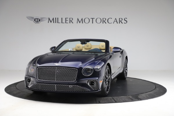 New 2021 Bentley Continental GT W12 for sale Call for price at Pagani of Greenwich in Greenwich CT 06830 2