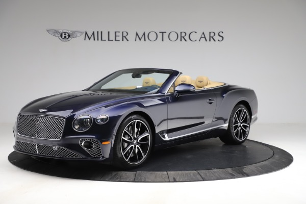 New 2021 Bentley Continental GT W12 for sale Call for price at Pagani of Greenwich in Greenwich CT 06830 1