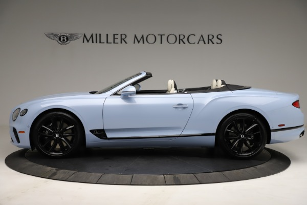 New 2021 Bentley Continental GT W12 for sale Call for price at Pagani of Greenwich in Greenwich CT 06830 3