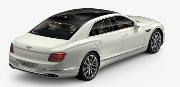 New 2021 Bentley Flying Spur V8 for sale $230,420 at Pagani of Greenwich in Greenwich CT 06830 3