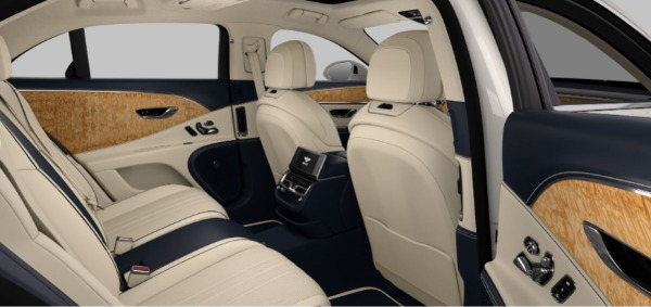 New 2021 Bentley Flying Spur V8 for sale $230,420 at Pagani of Greenwich in Greenwich CT 06830 8