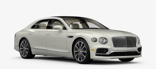 New 2021 Bentley Flying Spur V8 for sale $230,420 at Pagani of Greenwich in Greenwich CT 06830 1