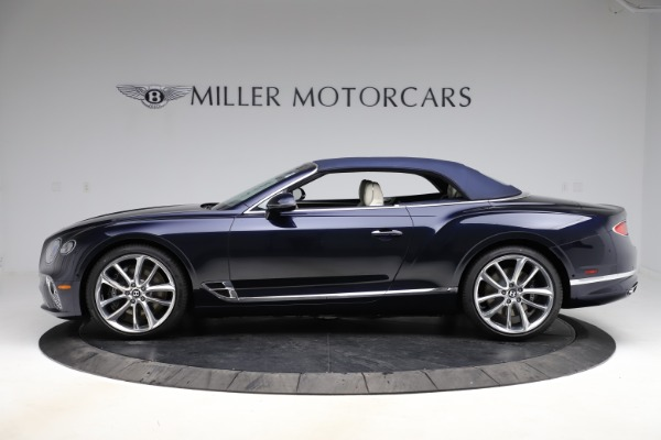 New 2021 Bentley Continental GT V8 for sale $276,830 at Pagani of Greenwich in Greenwich CT 06830 15