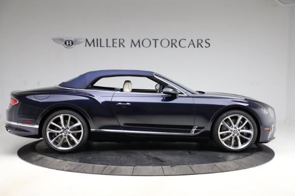 New 2021 Bentley Continental GT V8 for sale $276,830 at Pagani of Greenwich in Greenwich CT 06830 19