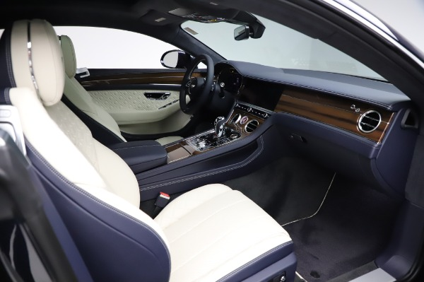 New 2021 Bentley Continental GT V8 for sale Sold at Pagani of Greenwich in Greenwich CT 06830 21