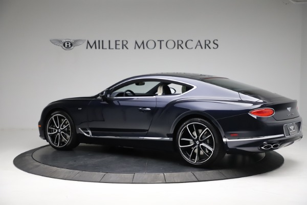 New 2021 Bentley Continental GT V8 for sale Call for price at Pagani of Greenwich in Greenwich CT 06830 3