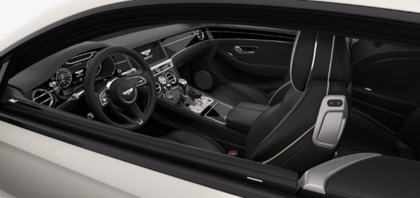 New 2021 Bentley Continental GT V8 for sale $254,095 at Pagani of Greenwich in Greenwich CT 06830 7