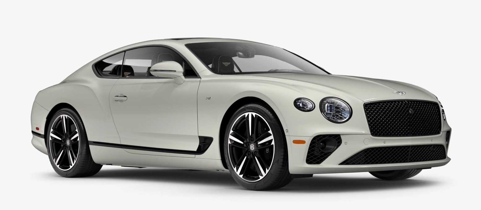 New 2021 Bentley Continental GT V8 for sale $254,095 at Pagani of Greenwich in Greenwich CT 06830 1