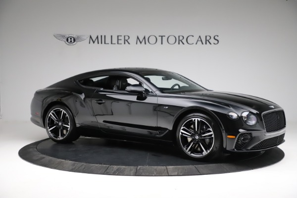 New 2021 Bentley Continental GT V8 for sale Call for price at Pagani of Greenwich in Greenwich CT 06830 10